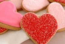 Valentine's Day / Love is in the air!  I'll be sharing Valentine's day decor, parties and menus for this special day.
