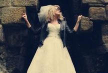 #Brides #With #Attitude / #Brides should wear what they like, do what they like, be themselves on their #wedding day#