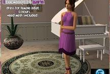 .:Ebluemoon Downloads TS2:. / Downloads for The Sims 2