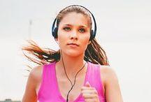 Playlists / Music playlists for entertaining, exercising, etc.