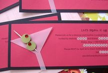 Invitations / Send out invitations and start planning that party!  Be sure to visit my Entertaining Inspiration board for party ideas.