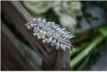 Jewels to be married in / Sparkling, gleaming, pretty jewelry from Happily Ever Captured weddings. www.happilyevercaptured.com