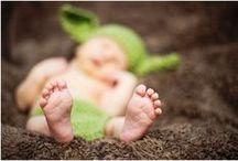 Newborn Portraits / Beautiful Newborn photography from www.happilyevercaptured.com