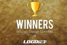 Winners of Logo Design Contests at Logo123.com / Winning logo designs from logo design contests at LOGO123.com