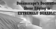 Benefits / What are the benefits of using Dreamscape Yard Product? Here they are! #landscaping