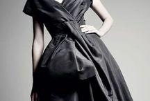 Mode vintage Haute Couture