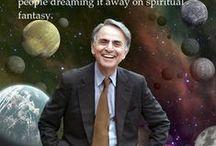 Carl Sagan / Carl Sagan csillagász