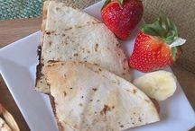 breakfast foods / by Jaicey J.