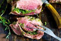 Beef, Pork & Lamb / Delicious recipes for beef, pork and lamb