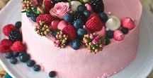 Gorgeous Food & Styling / A collection of beautifully presented food.
