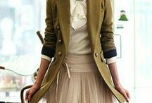 Fashion: Skirts and Dresses