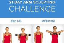 Burn Baby Burn / Great workouts to keep out curves looking good!