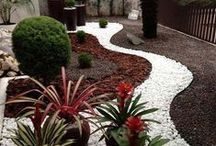 Magnificent Mulch / A collection of #colourideas, alternatives for #mulch and info-graphics!
