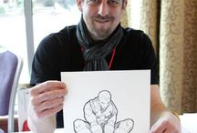 ZArtist©Ben Oliver / Bath, UK - benoliverart.blogspot.com - Marvel