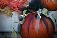 Holidays: Fall / by Carey Clark