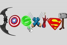 Awesomeness / Yea. I'm a geek. It's fun. / by Cassidy Brewer