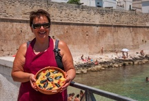 Food & Drink experience in Puglia / Pugliese cuisine is one of the most genuine and authentic cuisines in Italy. The food is cooked in a simple manner without a lot of extra ingredients. This ensures the delicious flavors of the key ingredients of the dish.