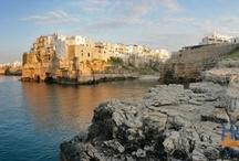 """Discover Apulia (Places not to miss) / Apulia, is a land with thousand different facets. Actually, it is used to be called """"Le Puglie"""", underlining with the name in the plural the variety of microcosms thath make up its many-sided identity."""