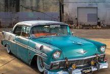 Hot Rod and Custom Cars / HOT WHEELS