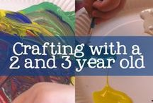 Crafts and Projects for Preschoolers and Toddlers