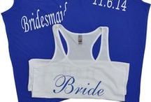 Bridal / Bachelorette Party / Personalized items for your Bridal / Bachelorette Party