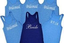Personalized Bridesmaids Gifts / Personalized Gift ideas for the Bridesmaids
