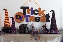 Halloween Inspiration, Ideas.... / Inspirational decorating ideas for cookies, cakes, treats, crafts, etc.  / by Carmen Wills