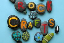 Rocks, Painted & More / by Carmen Wills