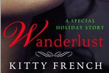 Wanderlust / Sexy christmas novella coming in November from MacMillan, starring the delicious Ford and Ruby.