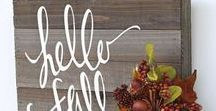 Gatherings & Events - FALL / Fall party ideas for Holidays, Anniversaries, Weddings, Birthdays, Graduations or any occasion worth celebrating! For purpose of ease, the months of September, October and November are represented as Fall