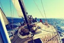 Sailing..