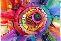 Interesting Art / Interesting * Different * Modern * Abstract / by Nora Flaherty