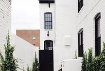 architecture / • buildings • facades • patios •