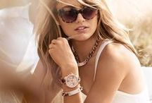 Michael Kors / Taking classic silhouettes, infusing them with modern touches and flourished with glam, Michael Kors watches are always in tune with the season, and inspired by up-to-the minute styles from downtown runways to uptown avenues.  Brought to you by Watch Republic.