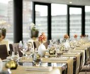 Meetings & Events I Hyatt Dusseldorf / Whether it is business meetings, conferences, weddings or birthdays - we have the perfect event location for you.