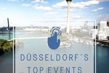 Concierge Tips I Hyatt Dusseldorf / All there is to see and do in Dusseldorf. We will tell you our favourite places and recommendations to discover.