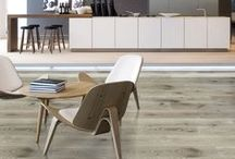 """Ua Floors-Parisian-7 1/2"""" urbane European White Oak Flooring / This 7 1/2"""" urbane wide plank floor will give your home a unique and charming appearance as well as creating a sense of amplified space.#EuropeanWhiteOak #floors #Engineered flooring"""