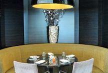 DOX Bar & Restaurant I Hyatt Dusseldorf / Eat like a gourmand in a modern atmosphere with views of the Rhine.