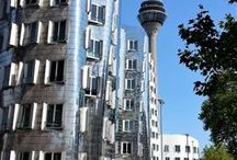In Love With Düsseldorf I Hyatt Dusseldorf / We love Düsseldorf with its old town, the Media Harbour, the architecture of the buildings, the sense of fashion, the Rhine and the nature of Rhineland.