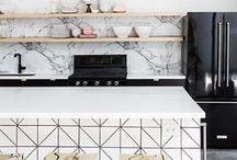 kitchen / • kitchen • cabinets • ovens • sinks • islands •