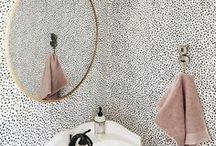 bathroom / • sinks • showers •tubes • tiles •