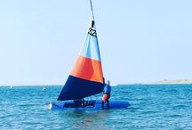 Sailing / We love sailing from both Brancaster Staithe and Burnham Overy Staithe www.northnorfolkholidaycotts.co.uk