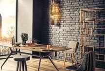 interiors / mid-century modern connoisseur, texture fiend, and kitsch collector