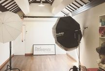 Take a look inside / Have a look round boutique studio. We love our homely and comfortable studio space. We love that we can offer studio and natural daylight for clients photo shoot.