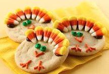 Holiday Eats & Treats / Food Ideas for the Holidays