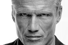 Dolph Lundgren - american actor / Dolph photographed at Beverly Hills Tower Hotel in Los Angeles on august 26, 2010  © ManfredBaumann