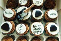 Amelie makes Cupcakes / Cute cupcakes