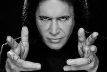 Gene Simmons - american rock singer  / Gene Simmons photographed in his mansion in Beverly Hills on january 30, 2012 © ManfredBaumann