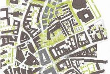 urban planning. / urbanism and planning. maps. urban concepts and designs. etc.