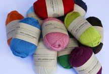 WOOLganic Yarns 4 ply / WOOLganic Yarns 4 ply shades